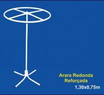 ARARA REDONDA REFORCADA 0,75 X 1,30M    REF.1367