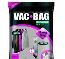 SACO PARA ARMAZENAGEM HANG BAG 70X120 REF. 125871