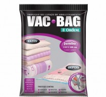 SACO PLASTICO VAC BAG JUMBO 110X100CM REF.126592